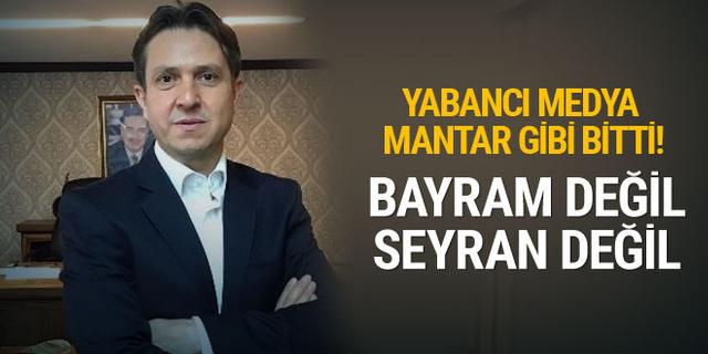 Türkiye yazarından dikkat çeken yazı: Yabancı medya mantar gibi bitti!