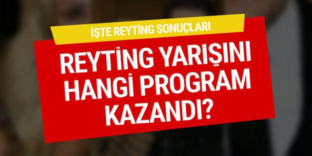 Kadın, EDHO, Fatih Portakal ve Müge Anlı yarışı nasıl bitti?