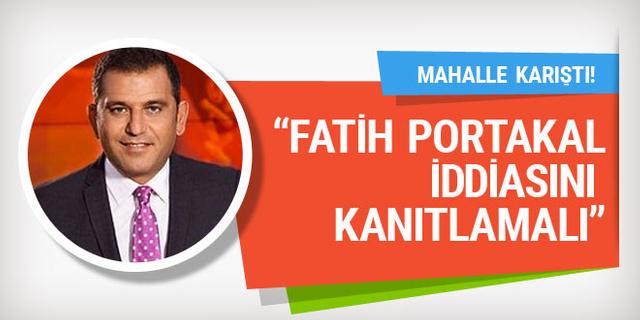 Fatih Portakal'a sosyal medyadan tepki: İzlediğin videoyu yayınla!