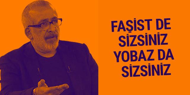 Ahmet Kekeç sol haber sitelerini topa tuttu!