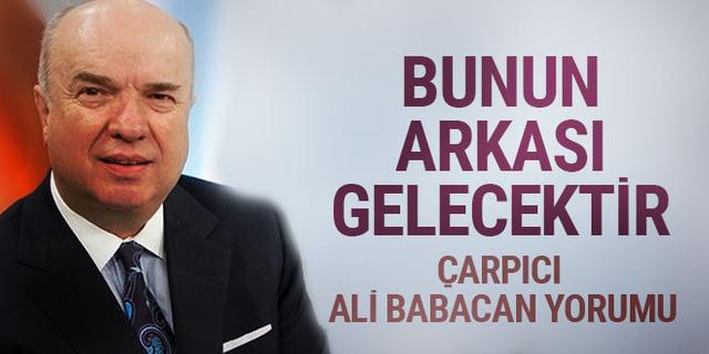 Fehmi Koru'dan Ali Babacan yorumu! Bunun arkası gelecektir