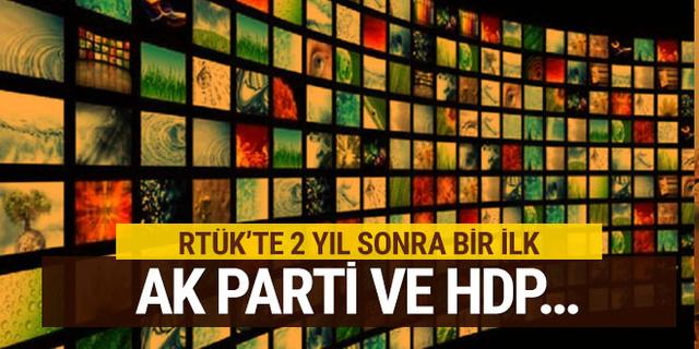 HDP 2 yılın ardından RTÜK'e üye gönderecek! AK Parti çoğunluğu kaybediyor