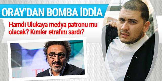 Oray Eğin'den bomba iddia! Hamdi Ulukaya medya patronu mu olacak?