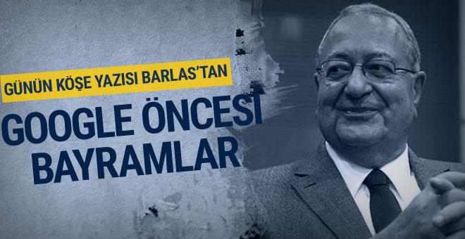 Mehmet Barlas günün yazarı