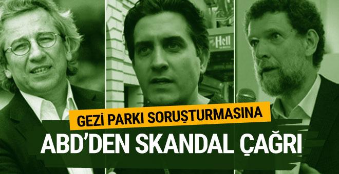 ABD'den Türkiye'ye skandal çağrı