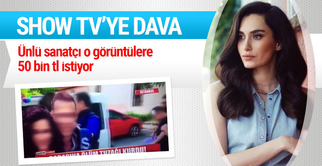 Hande Doğandemir'den Show TV'ye tazminat davası