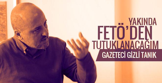 Ahmet Şık: Beni FETÖ'den tutuklayacaklar...