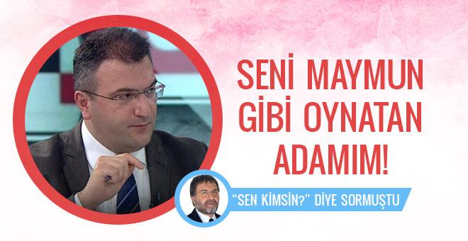 Cem Küçük'ten Ahmet Hakan'a sert salvo