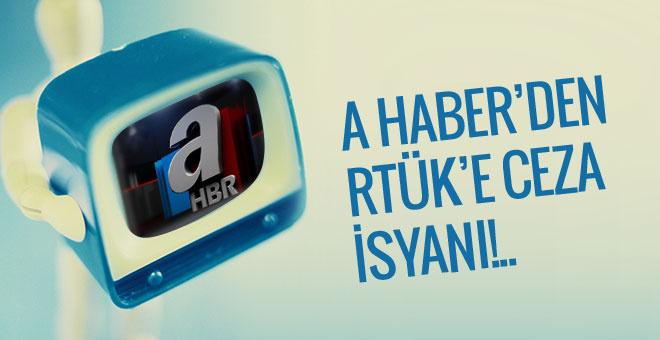 RTÜK'ten A Haber'e 'spiker sorusu' cezası...