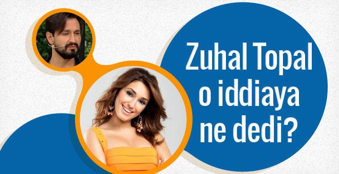 Zuhal Topal'ın programında skandallar bitmiyor...
