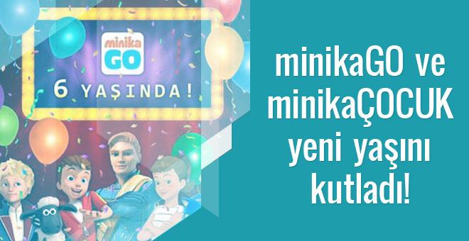 minika ÇOCUK 5., minikaGO 6. yaşında