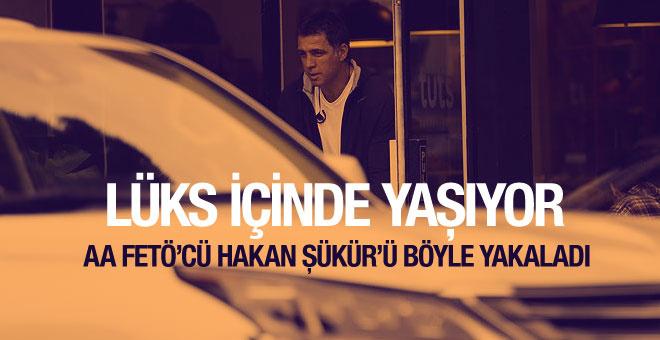 Anadolu Ajansı FETÖ'cü Hakan Şükür'ün lüks yaşamını görüntüledi
