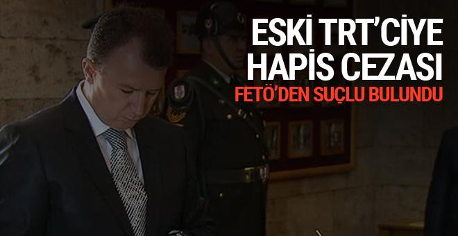 TRT Eski Genel Müdür Yardımcısına hapis cezası ve tahliye