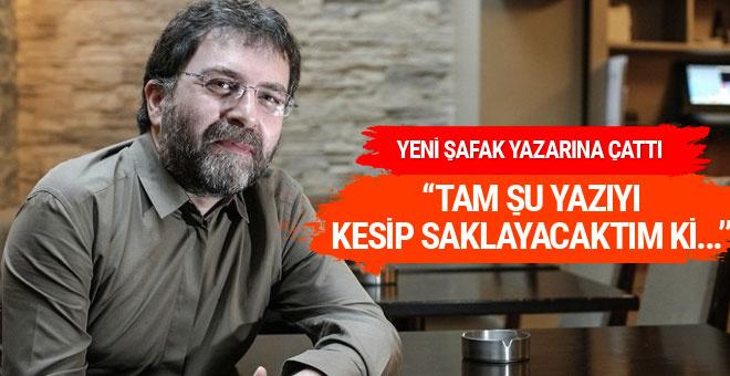 Ahmet Hakan hangi yazıyı saklayacaktı, neden vazgeçti?