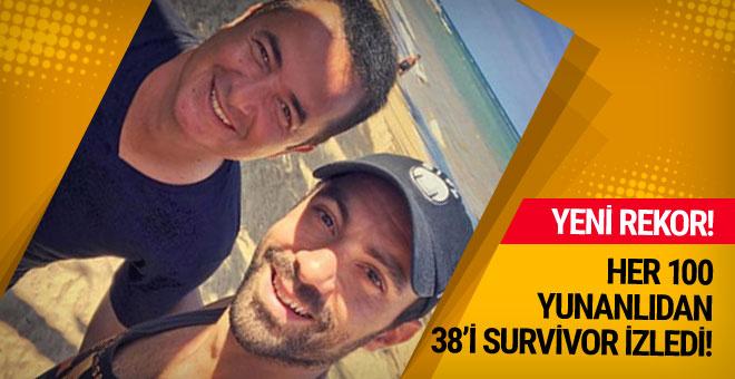 Acun Ilıcalı, Survivor Yunanistan ile rekor kırdı!