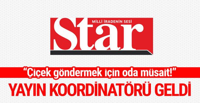 Star Gazetesi'nin yeni Yayın Koordinatörü kim oldu?..