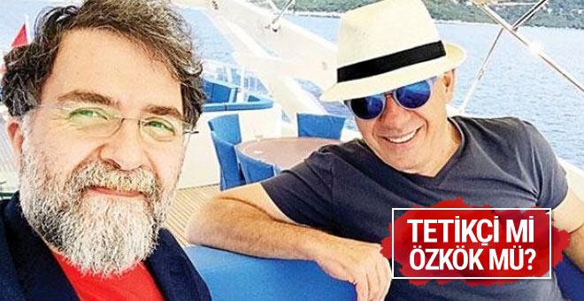 Ahmet Hakan,