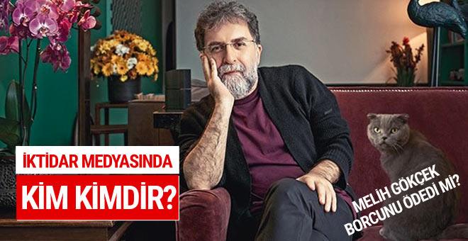 Ahmet Hakan'a göre iktidar medyasında kim kimdir?..