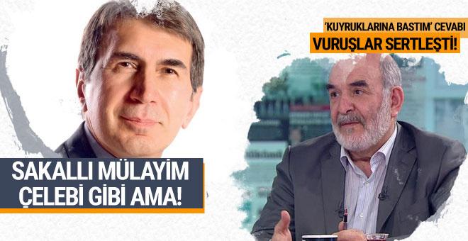Fuat Uğur'dan Ahmet Taşgetiren'e ağır cevap...