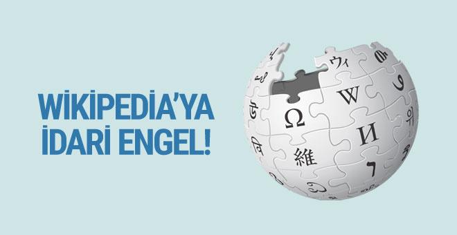 Son Dakika... Wikipedia'ya erişim yasağın getirildi...