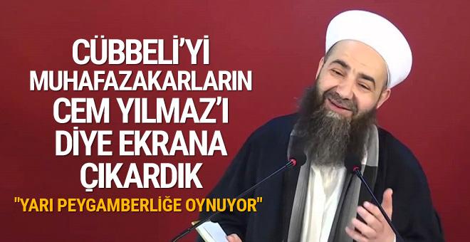 Fatih Altaylı'dan Cübbeli Ahmet Hoca'yı kızdıracak sözler!