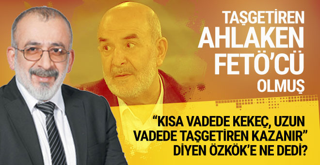 Ahmet Kekeç'ten Ahmet Taşgetiren'e kurşun gibi sözler...