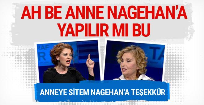 Mehmet Ali Ilıcak annesine isyan etti; Ah be anne Nagehan'a yapılır mı bu?