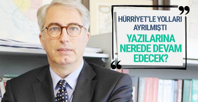 Hürriyet'le yolları ayrılmıştı! Murat Yetkin yazılarına nerede devam edecek?