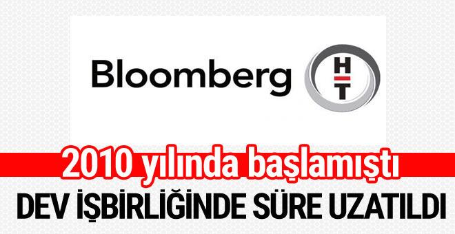 Ciner Medya ve Bloomberg işbirliği 2023'e taşındı!