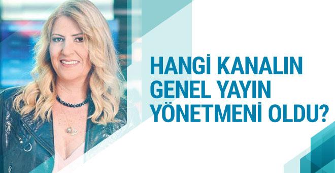 Ahu Özyurt hangi kanala yayın yönetmeni oldu?