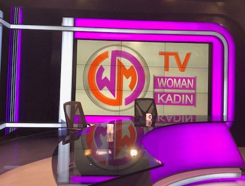 Woman TV yayın hayatına başladı