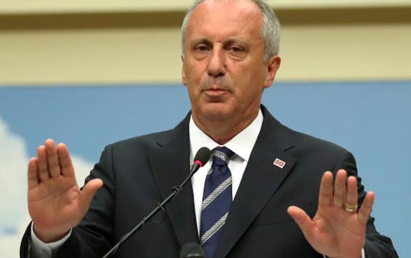 Muharrem İnce'den Halk TV ve FOX'a verilen cezalara tepki!