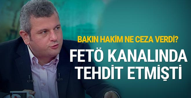 FETÖ kanalında Ersoy Dede'yi tehdit etmişti! Ne ceza aldı?