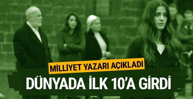 Milliyet yazarı açıkladı: Sen Anlat Karadeniz'den büyük başarı!