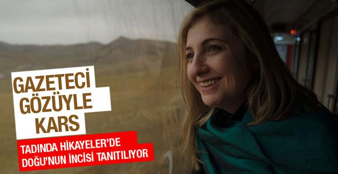Kars'tan 'Tadında Hikayeler'e bayılacaksınız!