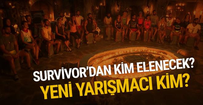 Survivor'dan kim elenecek! Yeni yarışmacı kim?