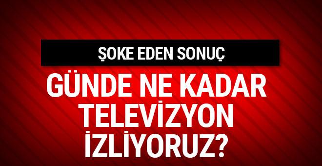 Türkiye'de televizyon seyretme süresi ne kadar? Sina Koloğlu yazdı
