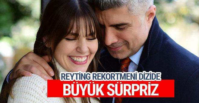 İstanbullu Gelin'de büyük sürpriz