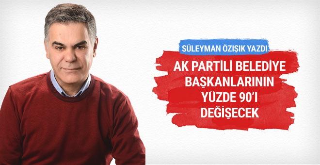 Süleyman Özışık yazdı: Sorun üreten belediyeler....