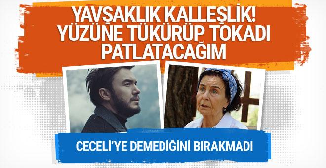 Fatma Girik'ten Mustafa Ceceli'ye sert tepki: Yavşaklık, kalleşlik!