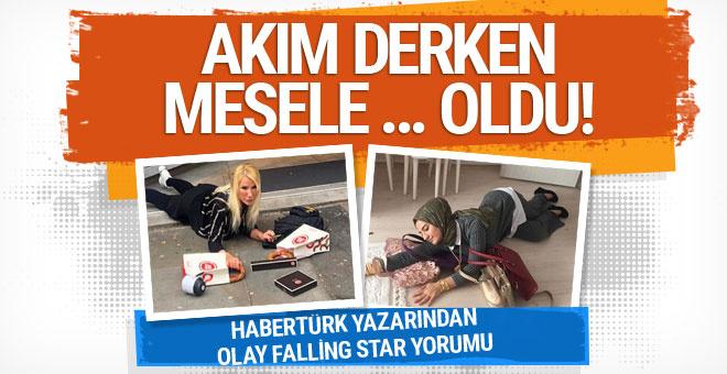 Sevilay Yılman'dan 'falling star' yorumu: Seda Sayan'ın başlattığı akım manyaklık halini aldı