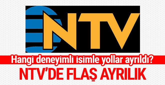 NTV'de flaş ayrılık! Hangi deneyimle isimle yollar ayrıldı?