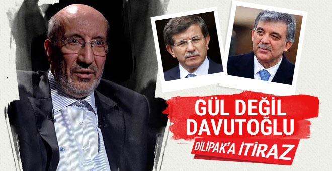 Yeni Çağ yazarından Dilipak'a itiraz: Gül değil, Davutoğlu parti kuruyor