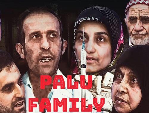 Müge Anlı'ya damga vuran Palu ailesi Twitter'ı salladı!