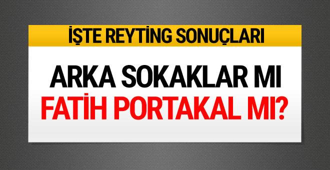 Arka Sokaklar mı, İstanbullu Gelin mi? 15 Şubat 2019 reyting sonuçları