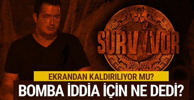 Survivor Türkiye - Yunanistan ekrandan kaldırılıyor mu? Acun Ilıcalı açıkladı