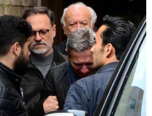 Zafer Çika'nın cenazesi Adli Tıp Kurumu'ndan alındı! Gözyaşları sel oldu