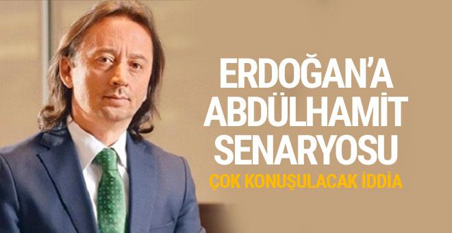 İbrahim Karagül'ün iddiası çok konuşulacak: Erdoğan'a Abdulhamit senaryosu uygulanıyor