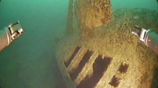 denizaltı trt belgesel