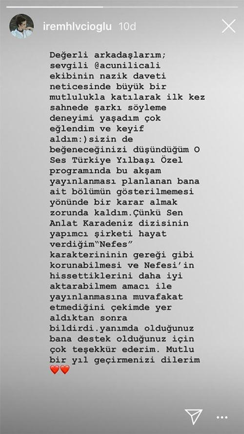 irem helvacıoğlu